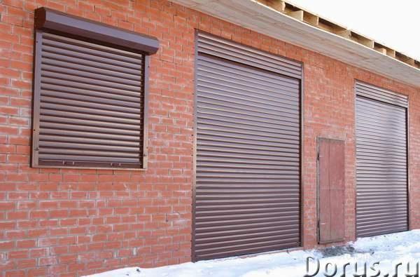 Рольставни для паркинга или магазина - Материалы для строительства - Производим рольставни и рольвор..., фото 1