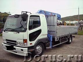 Аренда манипулятора - Перевозки - Услуги самогрузов грузоподъемность от 5, 7, 10, 18 тонн борт Грузо..., фото 1