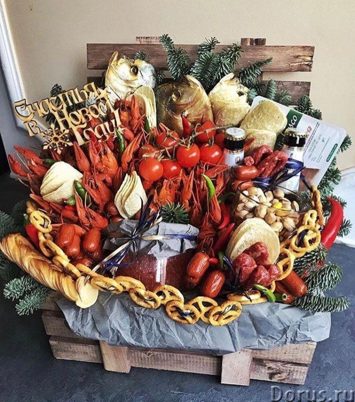 Съедобные букеты, фруктовые букеты, сладкие букеты, мужской букет - Подарки и сувениры - Съедобные б..., фото 3