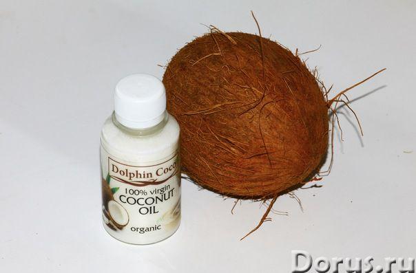 Масло кокосовое для и после загара Тюмень - Косметика и парфюмерия - Масло кокоса (нерафинированное)..., фото 1